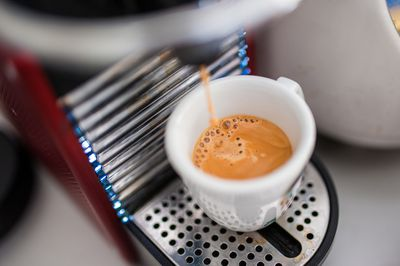 <strong>Invest in a coffee machine</strong>