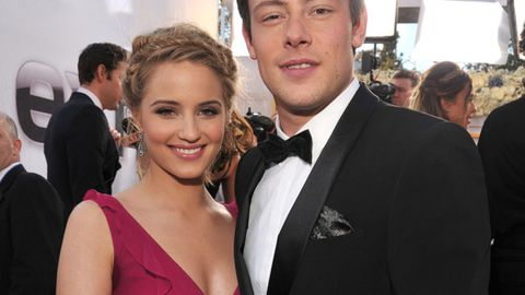 <i>Glee</i>'s Dianna Agron snubbed in Cory Monteith tribute episode: 'They intensely dislike her'