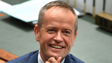 Bill Shorten gains on PM Turnbull as preferred leader