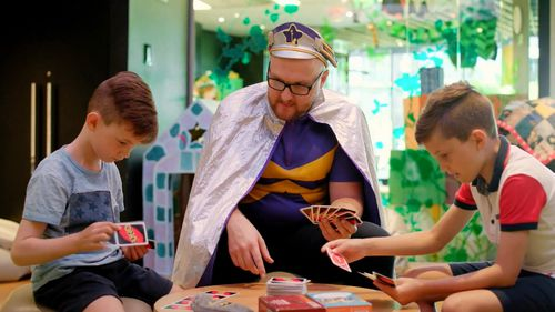 Three decades of making sick kid's dreams come true, and Starlight Children's Foundation is only getting bigger and better. Picture: 9NEWS
