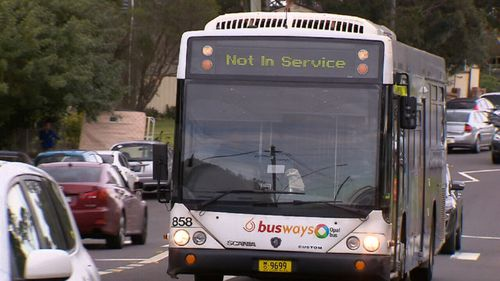 Bus commuters will get a free ride in parts of western Sydney and the Central Coast today.