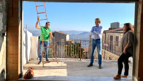 After spending pocket change on a new Italian home, those who made the purchase began renovations, turning the properties into holiday homes and future retirement dreams.