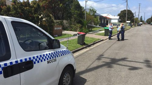 Newcastle man injured in 'tomahawk' attack
