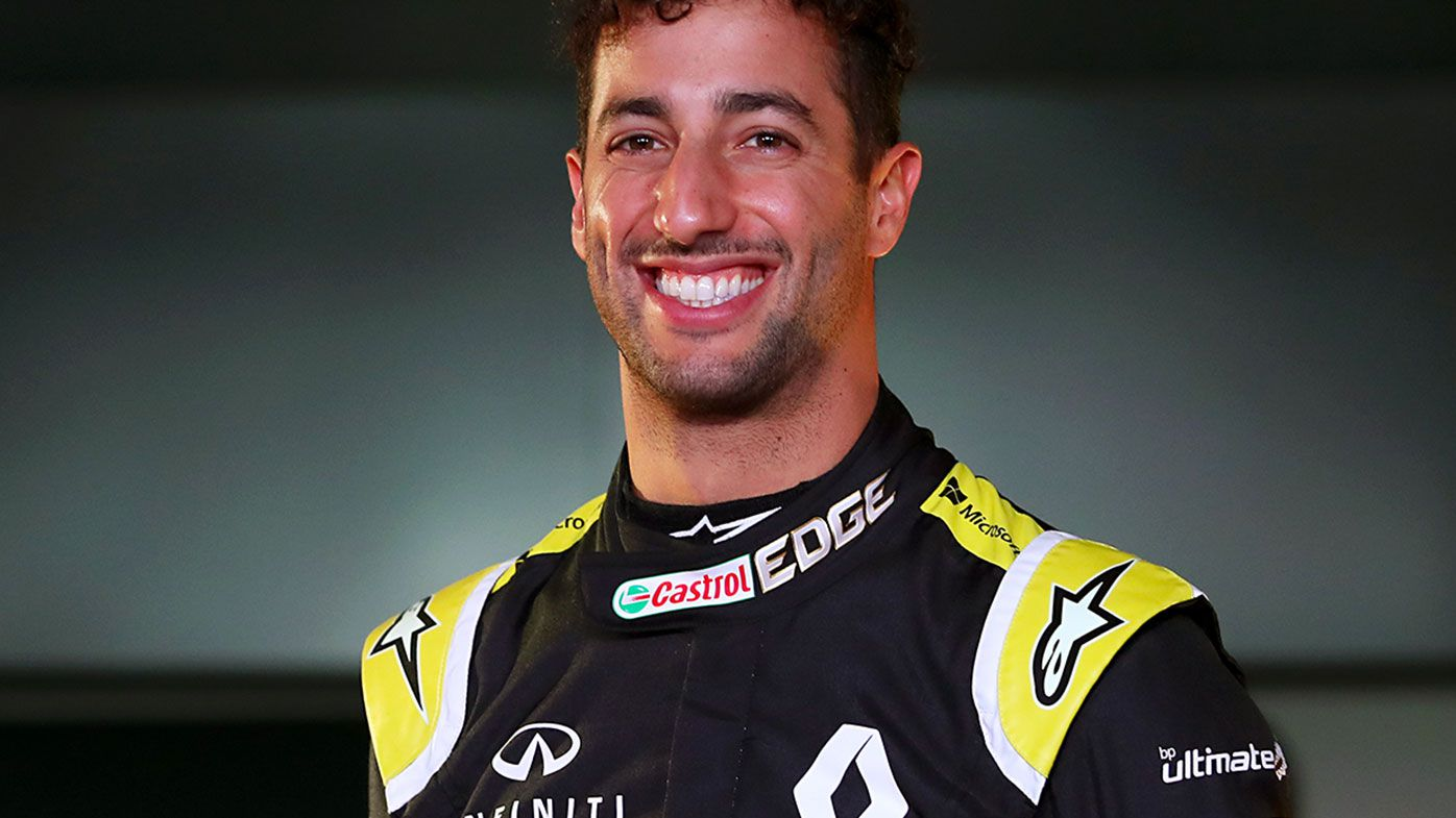 Ricciardo: How rule change has resulted in one big change during the off-season