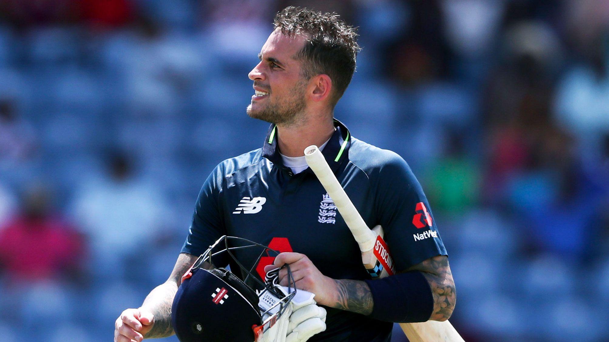 Batsman Alex Hales out of England World Cup squad