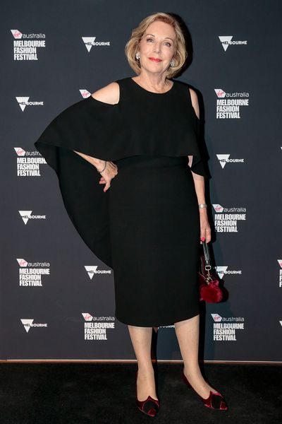 TV host Ita Buttrose