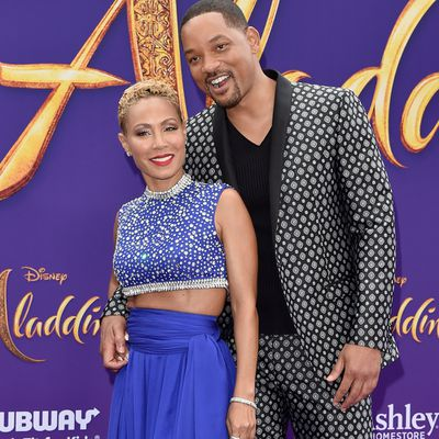 Jada Pinkett Smith and Will Smith: Together since 1995
