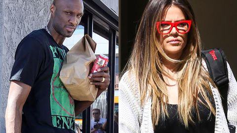 UPDATE: Khloe K's husband Lamar 'missing' again after rehab claims