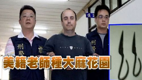 American man commits suicide in Taiwanese courtroom