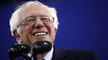 Bernie Sanders has won the New Hampshire primary.