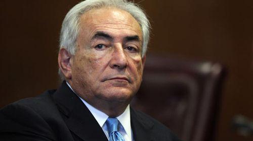 Dominique Strauss-Kahn. (Getty)