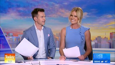 Sonia Kruger announces she's leaving Nine