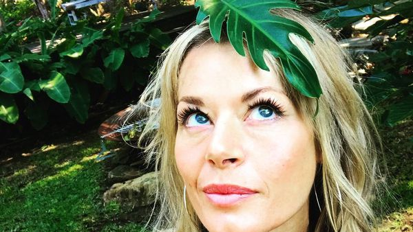 Madeleine West healthy eating