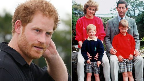 Prince Harry reveals 'all I want to do is make my mother incredibly proud' in intimate interview
