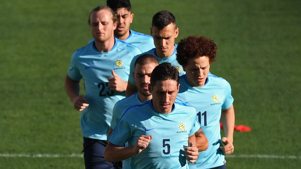 Hungry Socceroos to get physical in World Cup qualifier against UAE