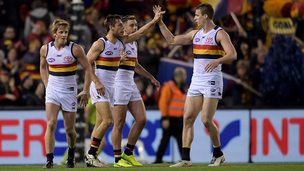 Crows too good for Bombers in AFL shootout