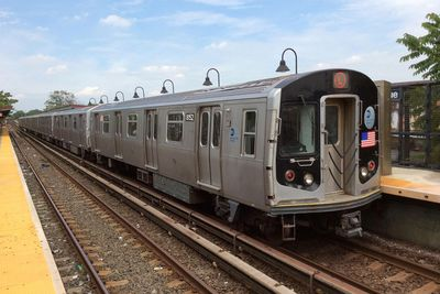 10. New York — L Train