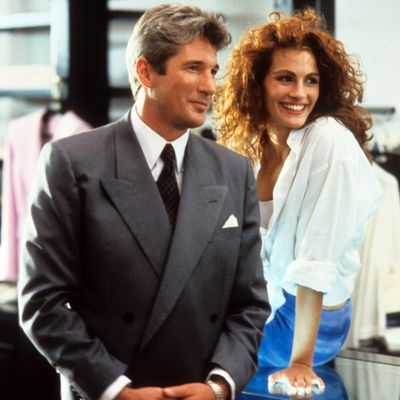 <p>Richard Gere and Julia Roberts in <em>Pretty Woman</em> </p><p><strong>Age gap:</strong> 18 years and two months</p>