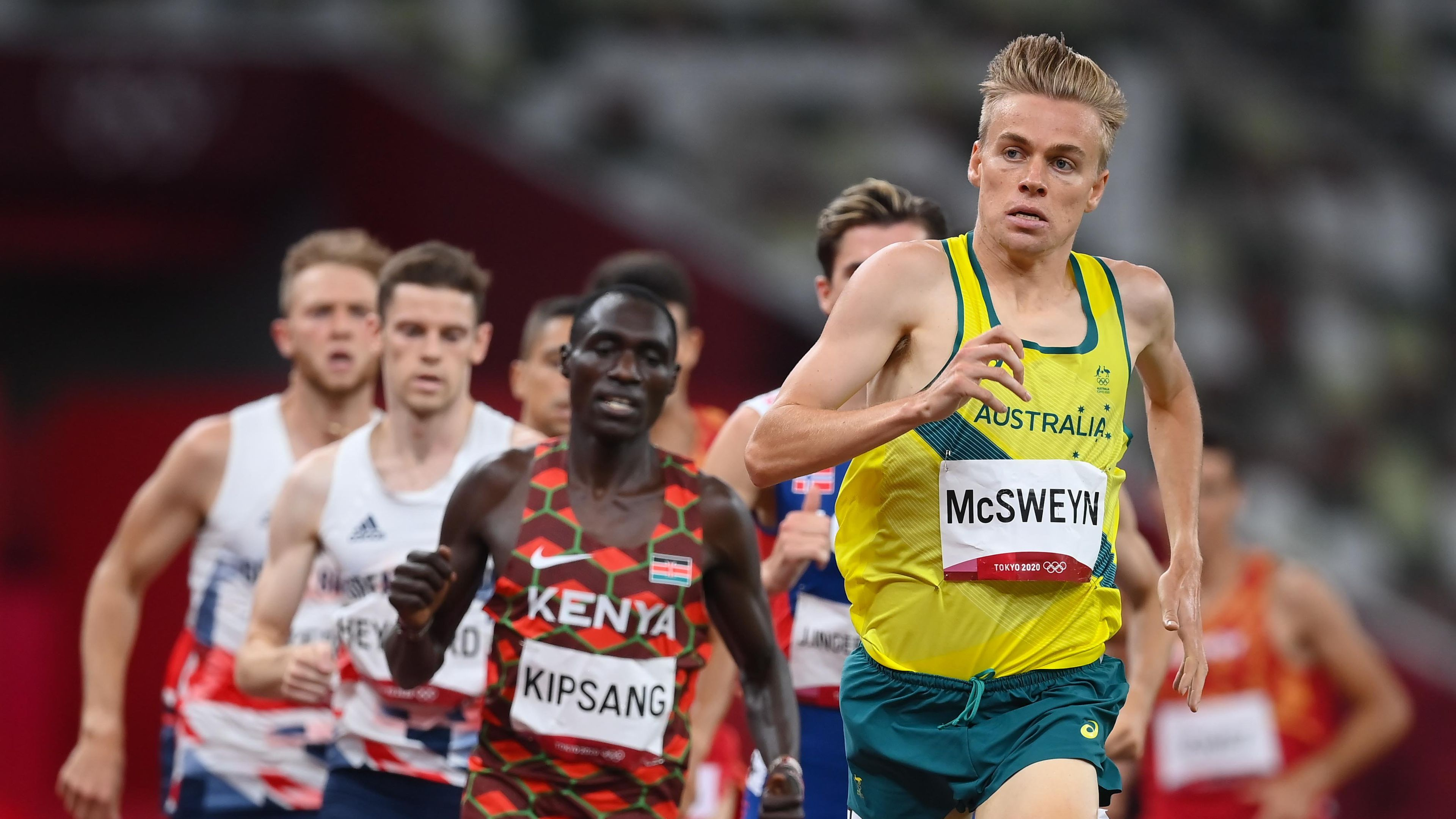Australian duo Oli Hoare and Stewart McSweyn create history in making the 1500m final