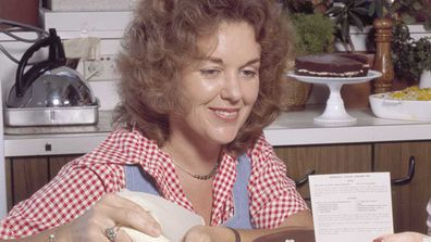 Pamela Clark, cake creator, chef and cookbook author
