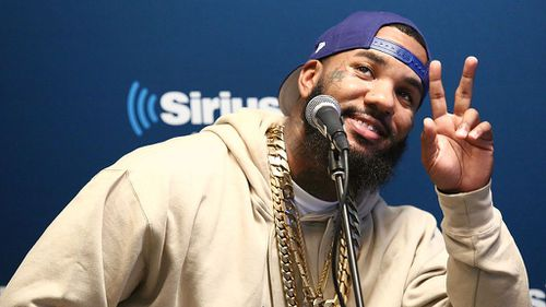Rapper 'The Game' sentenced for punching Los Angeles policeman