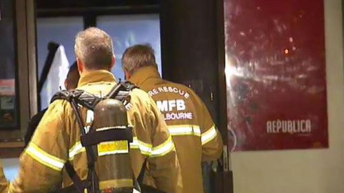 Melbourne restaurant targeted by arsonists second time in a month