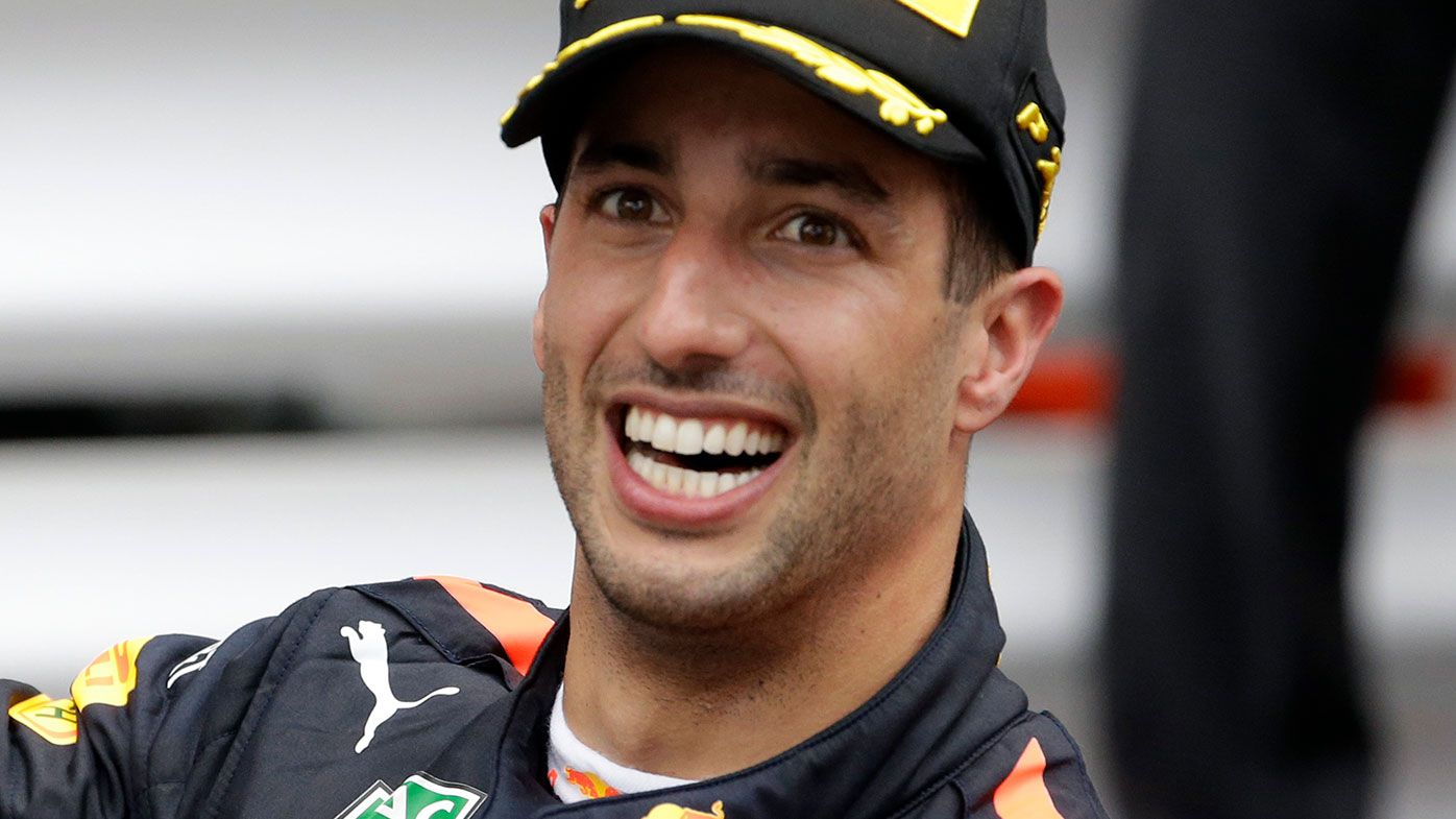 Daniel Ricciardo sets new contract timeframe