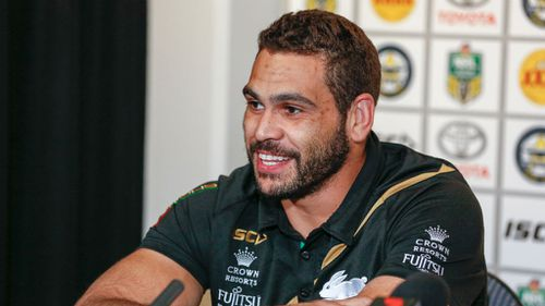 South Sydney captain Greg Inglis to undergo minor knee surgery