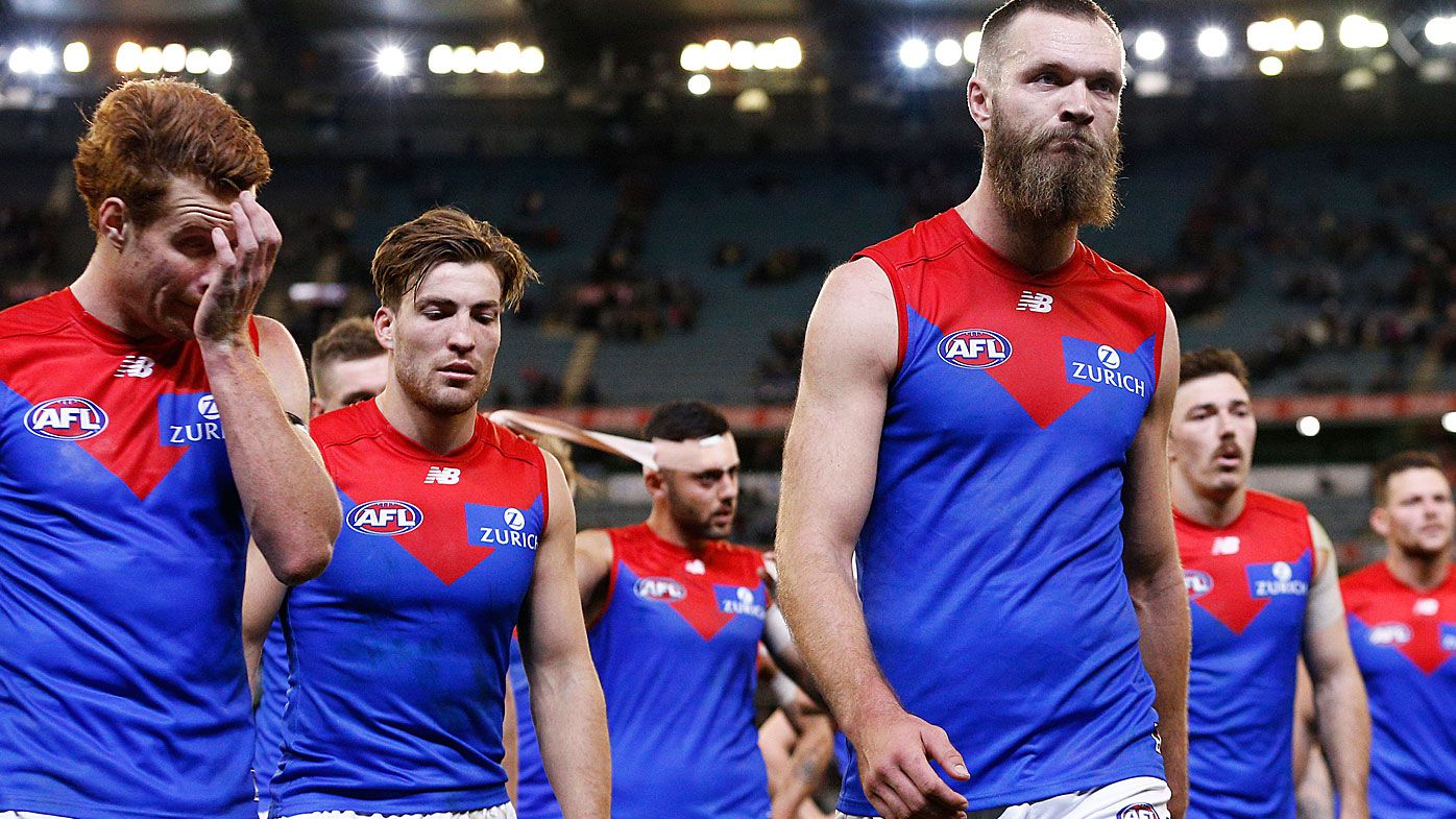 Melbourne Demons have had a horrid season