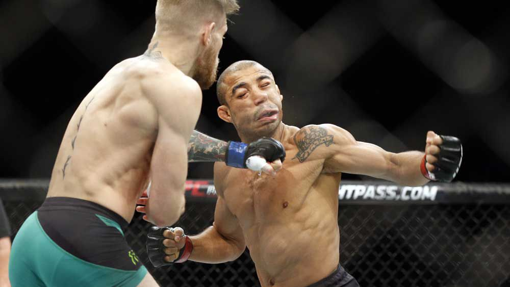 UFC: Record knockout was an 'accident' says Aldo