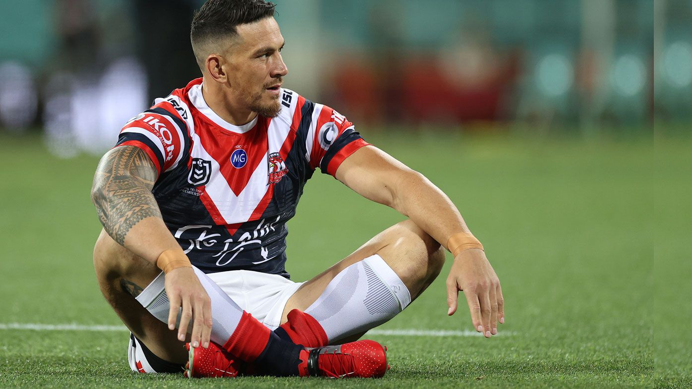 EXCLUSIVE: Johnathan Thurston urges Sonny Bill Williams to make NRL return in 2021