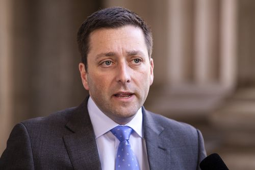 The Victorian Opposition moved a motion of no-confidence in the Daniel Andrews state government today.