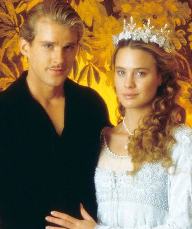 Cary Elwes, Robin Wright, The Princess Bride
