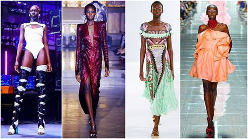 New York, London, Milan, and Paris: Koj has walked in all of the major fashion weeks this year... and is about to conquer the world's most-watched catwalk.