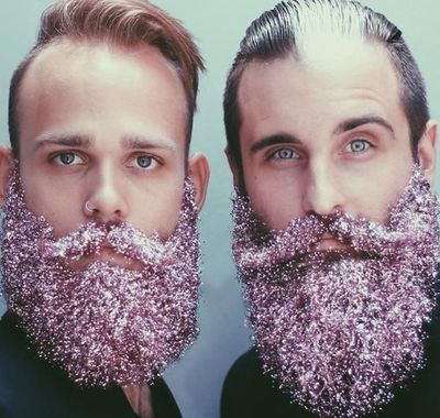 <p>Hipsters are getting into the holiday spirit the only way they know how, by decorating their beards.</p><p>As we know, a true hipster would never decorate a Christmas tree because cutting down a pine or a fur isn't sustainable, and the plastic variety could be harmful to the environment.</p><p>So they're doing the next best thing and getting into the silly season by decorating their facial hair with glitter.</p><p>Click through the gallery for the best photos of bedazzled beards.<br /><br /></p>