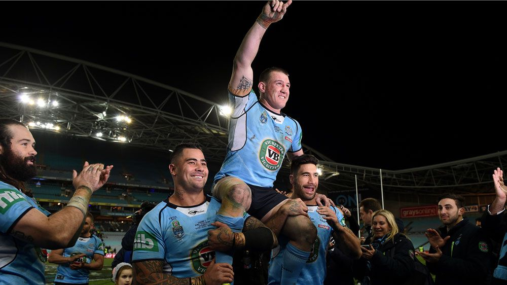 Paul Gallen (AAP)