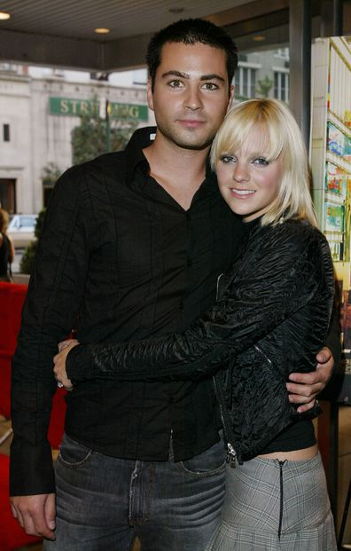 "Actress Anna Faris arrives with boyfriend Ben Indra for the premiere of ""Lost in Translation"" at the Chelsea West Theatre September 9, 2003 in New York City."