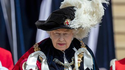GALLERY: Sprightly Queen leads 700-year-old tradition at Windsor