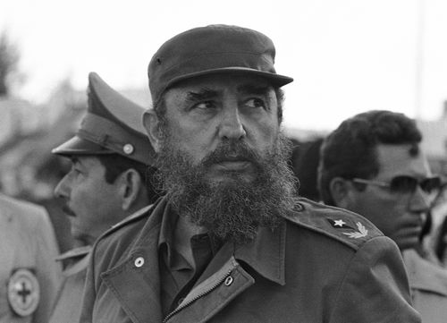 Fidel Castro led the country from 1959 until he fell ill in 2006. (AAP)