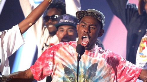 Immigration department says Tyler the Creator has not been banned from Australia, yet
