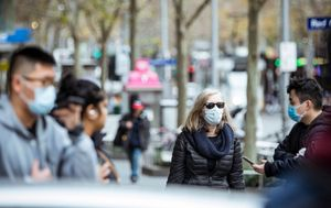 Face masks now mandatory in Melbourne