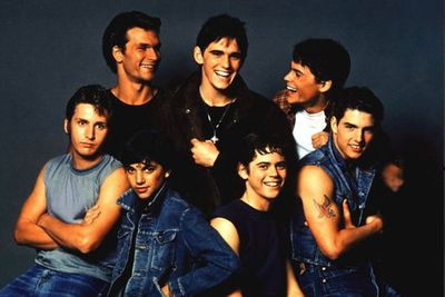 Different to the light-hearted fare of the other teen movies, this Francis Ford Coppola drama about teenage gangs is a bucketload of serious angst. It's perfect for young star-spotting with Tom Cruise, Rob Lowe, Patrick Swayze, Emilio Estevez, Matt Dillon, Diane Lane and Tom Waits among the stellar, fresh-faced cast.