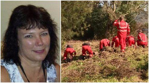 Investigators searched for Ms Chetcuti.