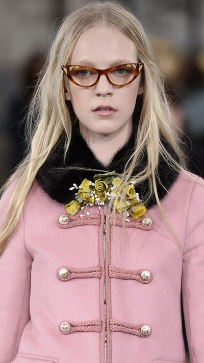 """<p>Cat-eye glasses have always been an ally in the search for flattering frames, but with recent appearances on the runways of <a href=""""http://honey.ninemsn.com.au/2015/06/05/08/42/gucci-resort-2016"""" target=""""_blank"""">Gucci</a>, Miu Miu and Max Mara they're a bona fide trend once again. </p><p>Click through for 11 styles you can shop now.</p>"""