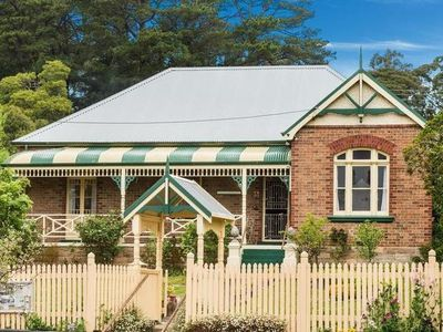 <strong>31 Railway Ave, Bundanoon, NSW</strong>