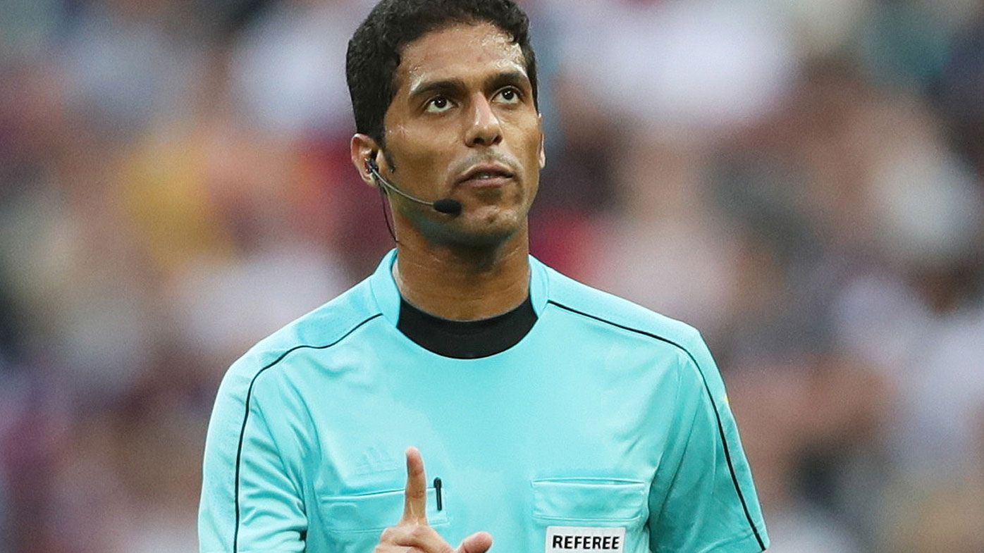 Saudi Arabian referees banned from FIFA World Cup in Russia