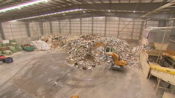 New Sydney plant to turn waste into fuel