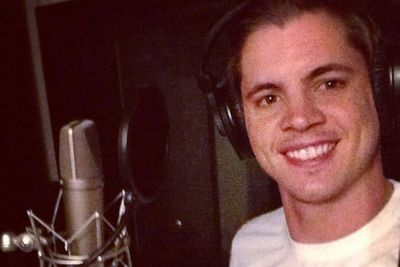 @johnny_ruffo: Back in the studio!! New music! @michaeltanmusic