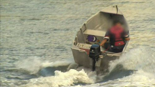 Many of the boaters are unlicensed.