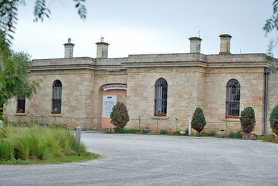 <strong>Gambier, South Australia: The Old Mount Gambier Gaol</strong>